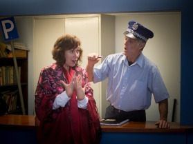 A Woolf at the Door, High Country Theatre