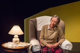 A Woolf at the Door, high country theatre barbara albury